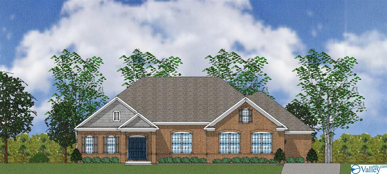 Photo of home for sale at 4505 Waverly Drive, Owens Cross Roads AL