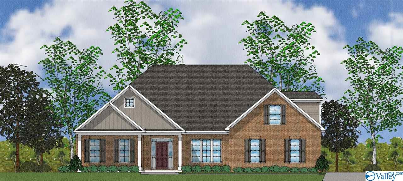 Photo of home for sale at 16025 Tulip Lane, Athens AL