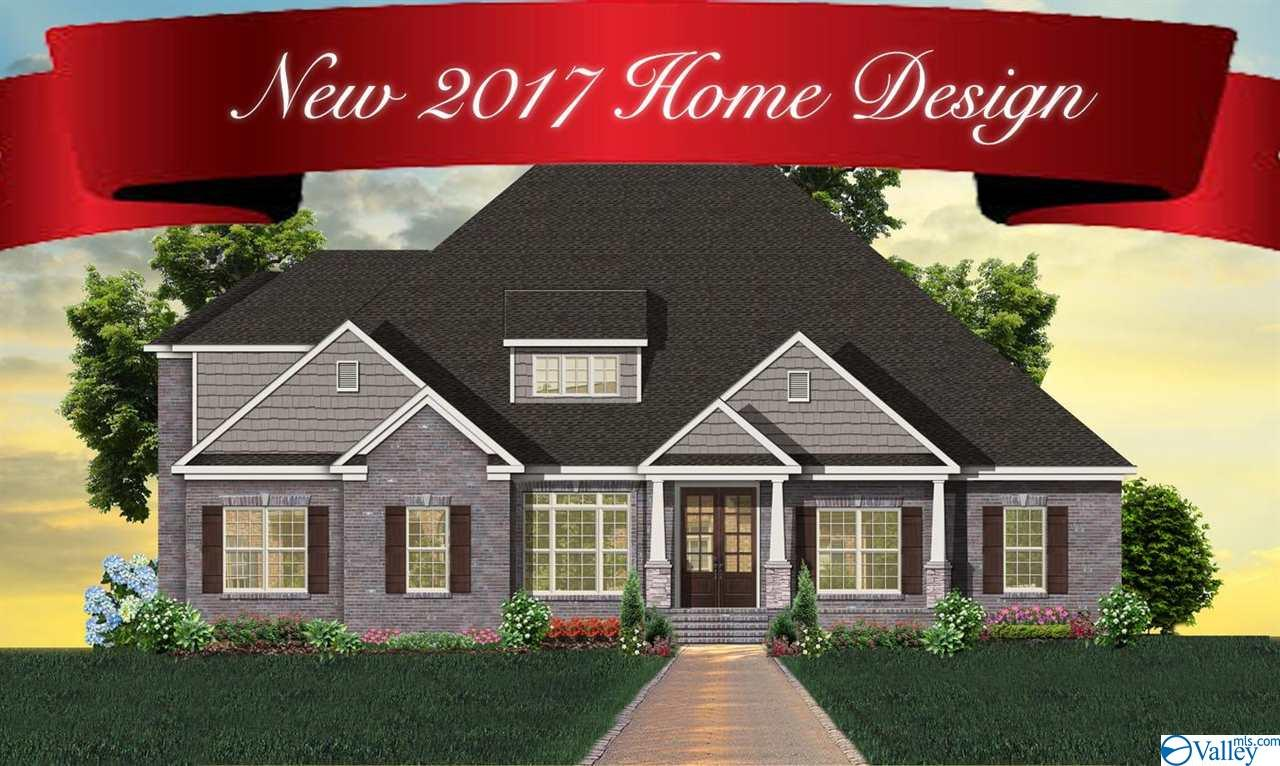 Photo of home for sale at 122 Parker Hall Drive, Madison AL