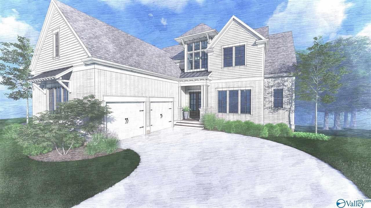 Photo of home for sale at 39 Hillcrest Avenue, Huntsville AL