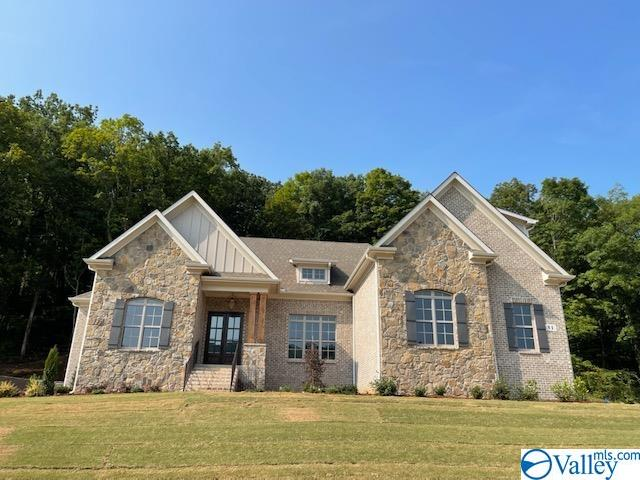 Photo of home for sale at 81 Mcmullen Lane, Gurley AL