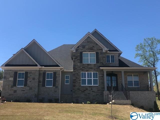Photo of home for sale at 103 Hickory Gap Trail, Madison AL