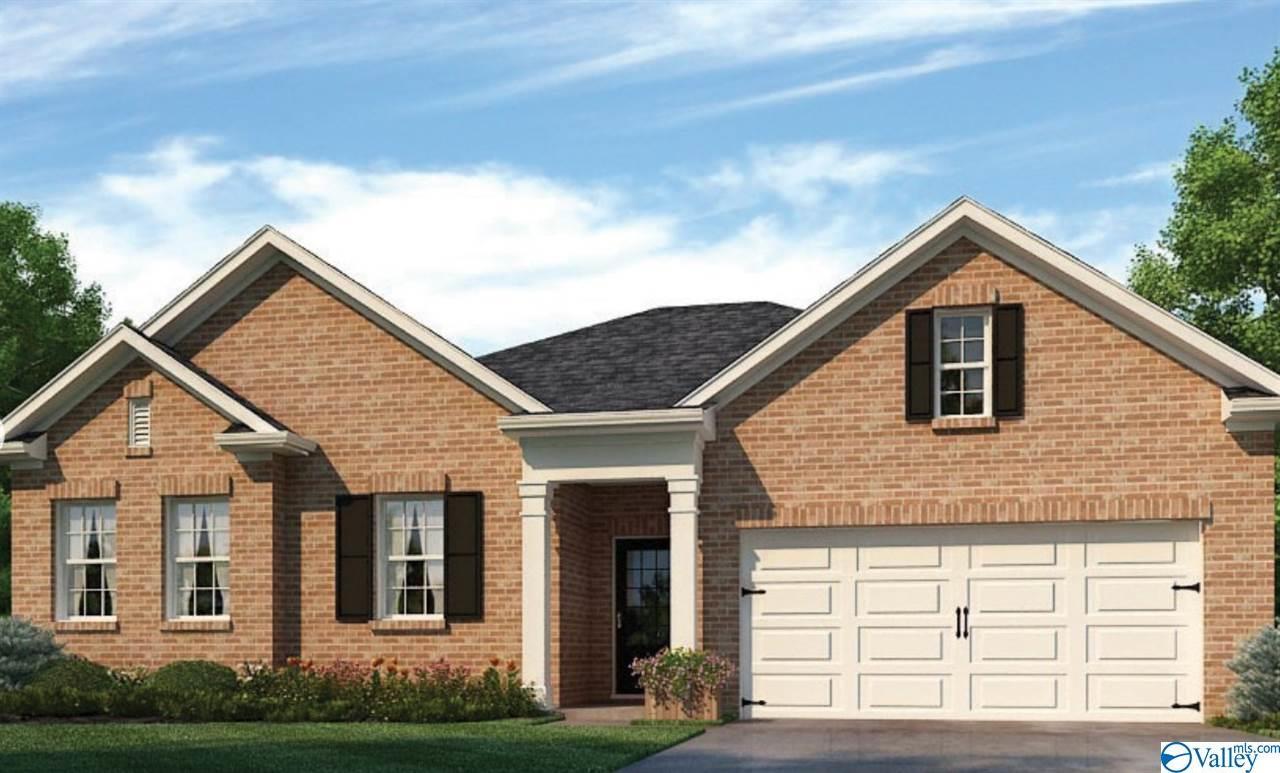 Photo of home for sale at 123 Oak Fletcher Drive, Harvest AL