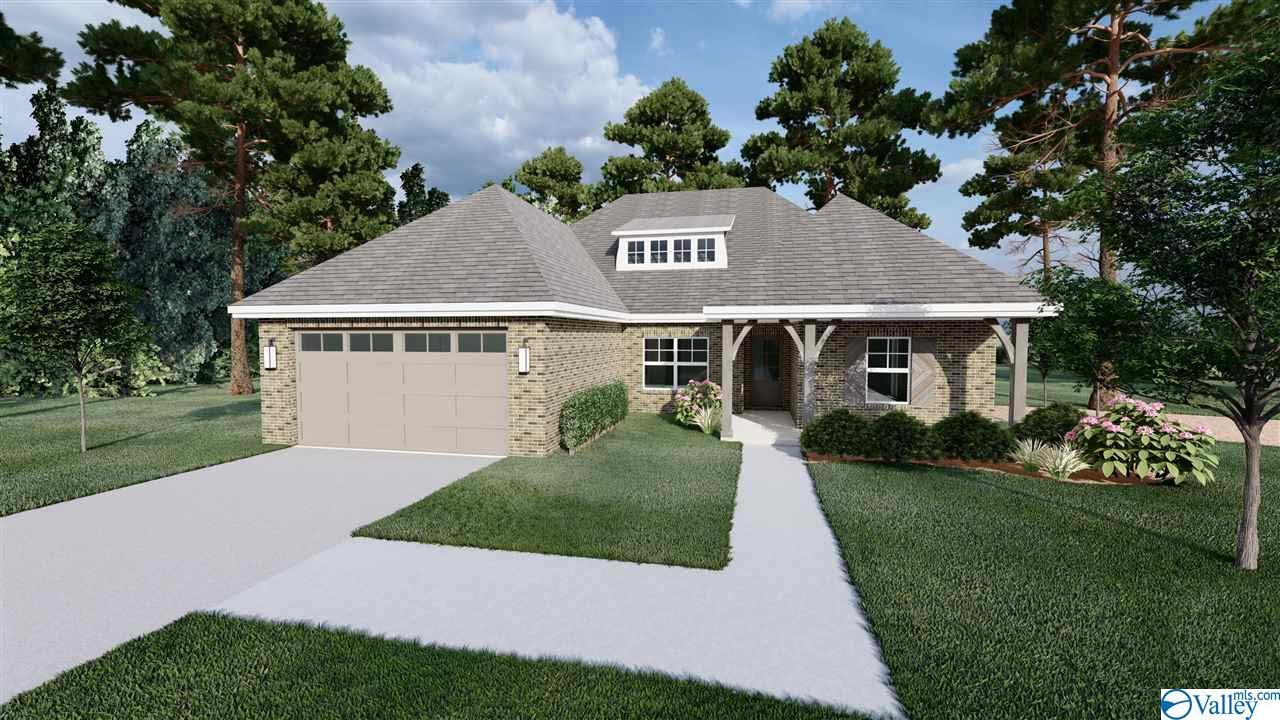 Photo of home for sale at 1648 Cherokee Ridge Drive, Union Grove AL