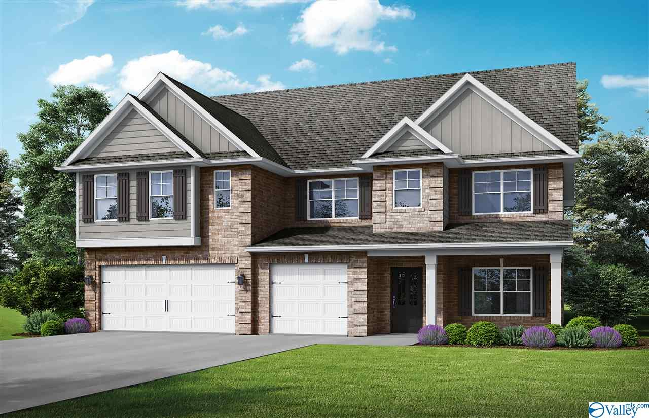 Photo of home for sale at 124 Chesire Cove Lane, New Market AL