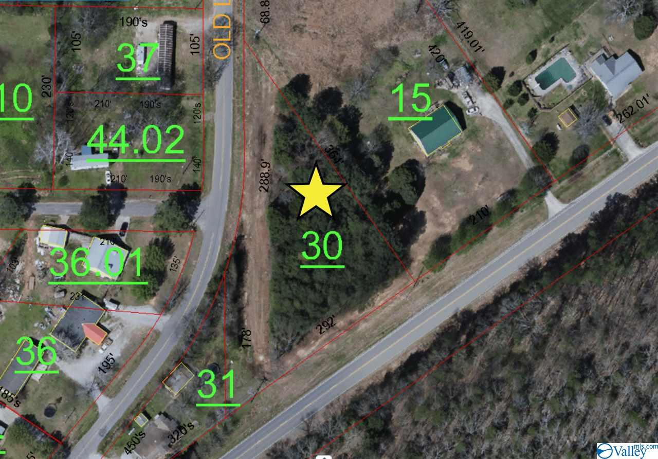 Photo of home for sale at 00 Al Hwy 36, Laceys Spring AL