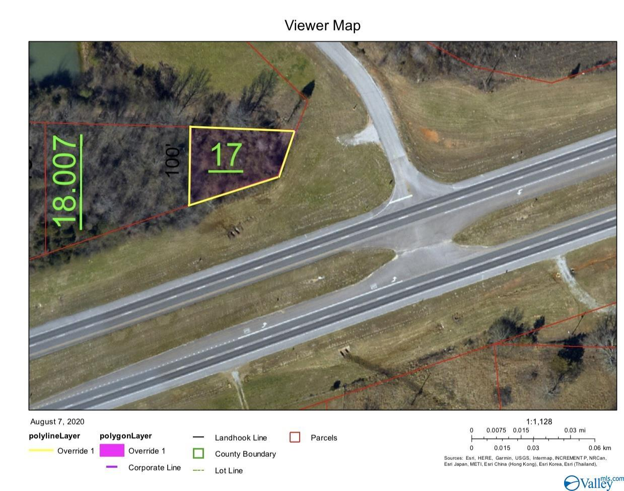 Photo of home for sale at 000 Alabama Highway 24, Moulton AL