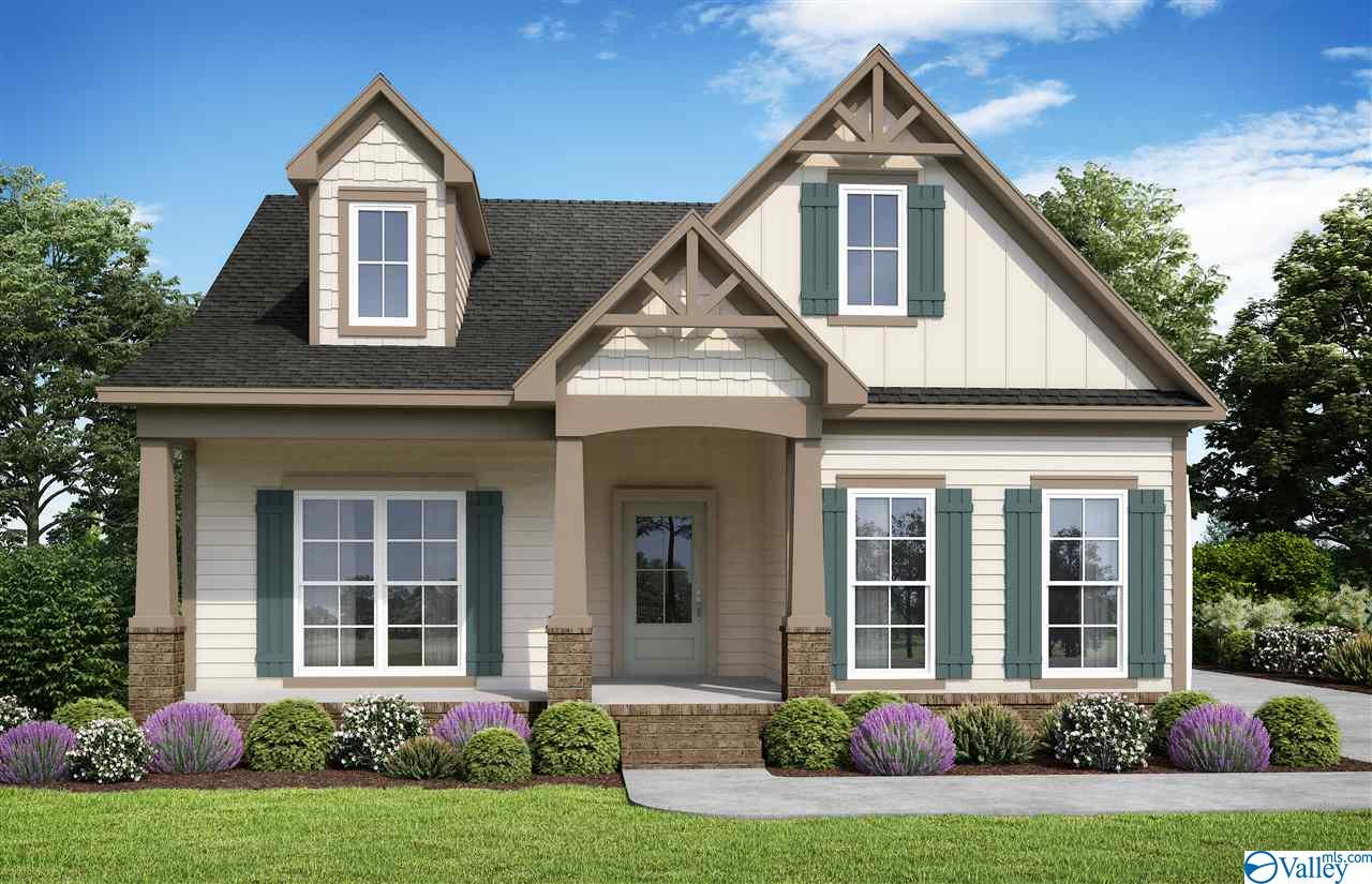 Photo of home for sale at 1183 Towne Creek Place, Huntsville AL