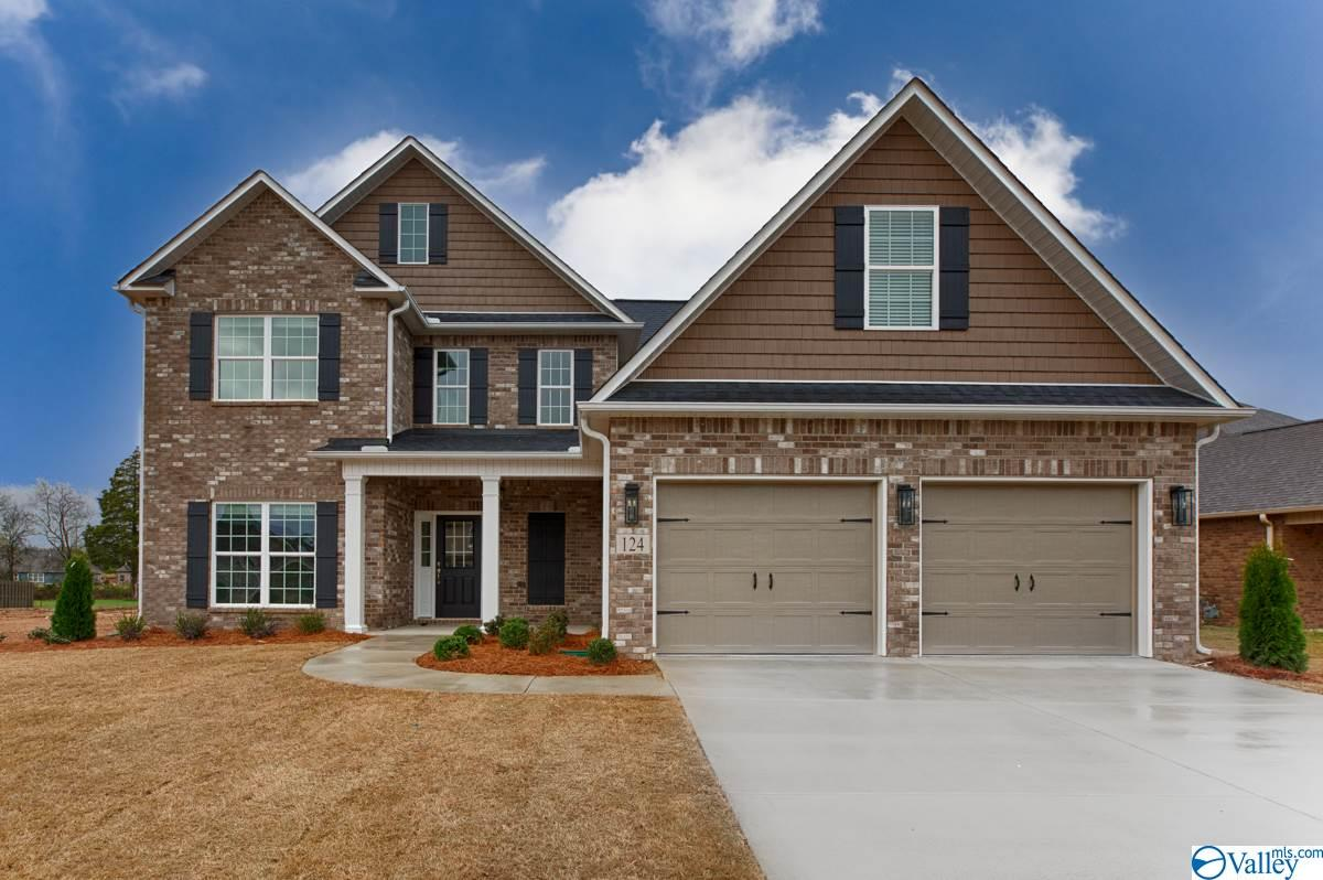 Photo of home for sale at 109 Park Trail Drive, Madison AL
