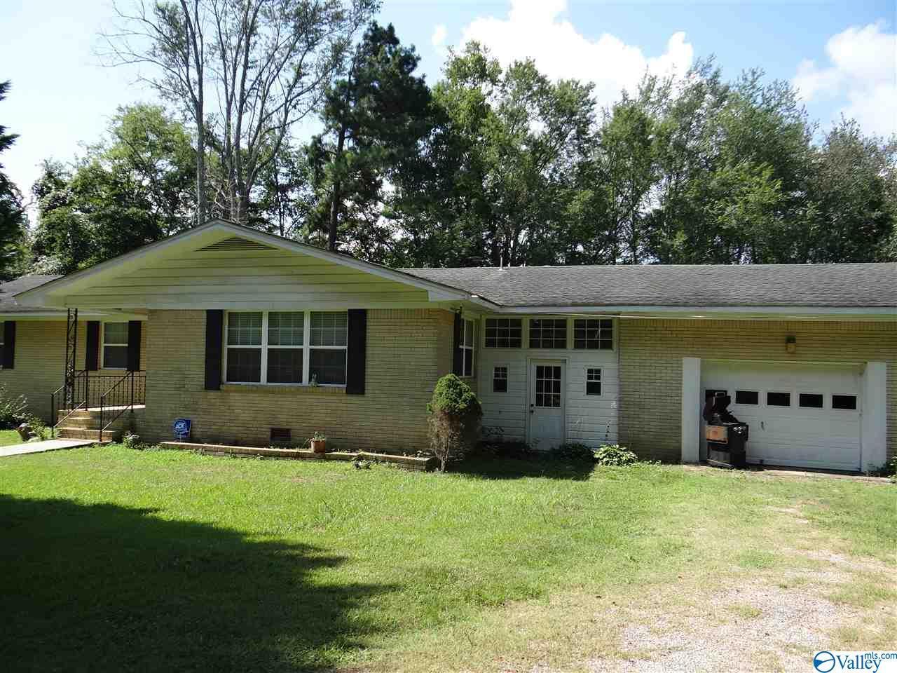 Photo of home for sale at 2894 Highway 72 East, Huntsville AL