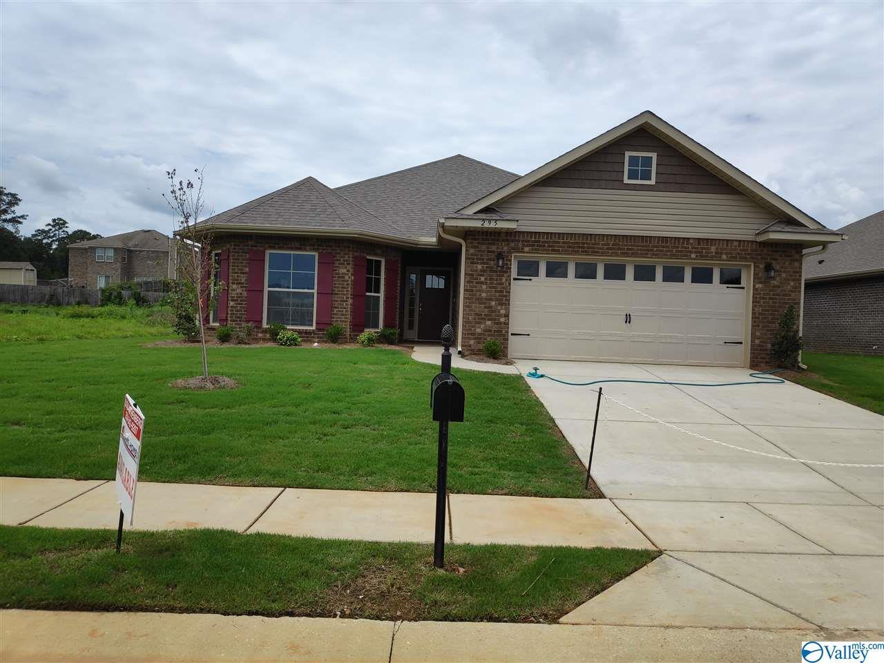 Photo of home for sale at 101 Abercorn Drive, Madison AL