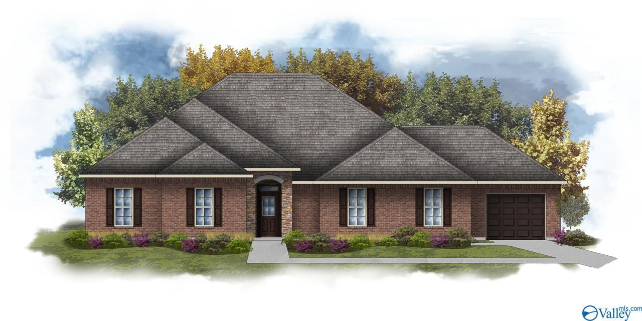Photo of home for sale at 156 Naugher Road, Huntsville AL