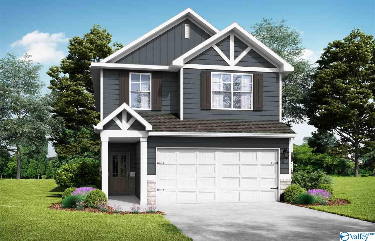 Photo of home for sale at 7207 Chatfield Way, Huntsville AL