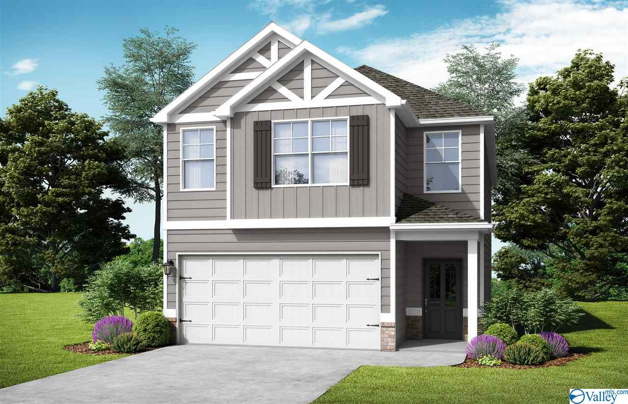 Photo of home for sale at 7209 Chatfield Way, Huntsville AL