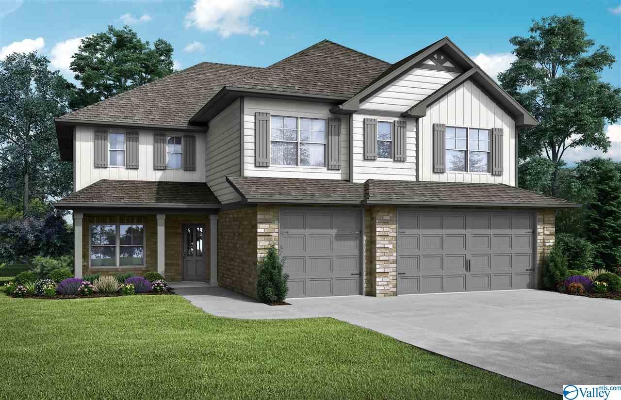 Photo of home for sale at 3222 Southfield Lane, Huntsville AL