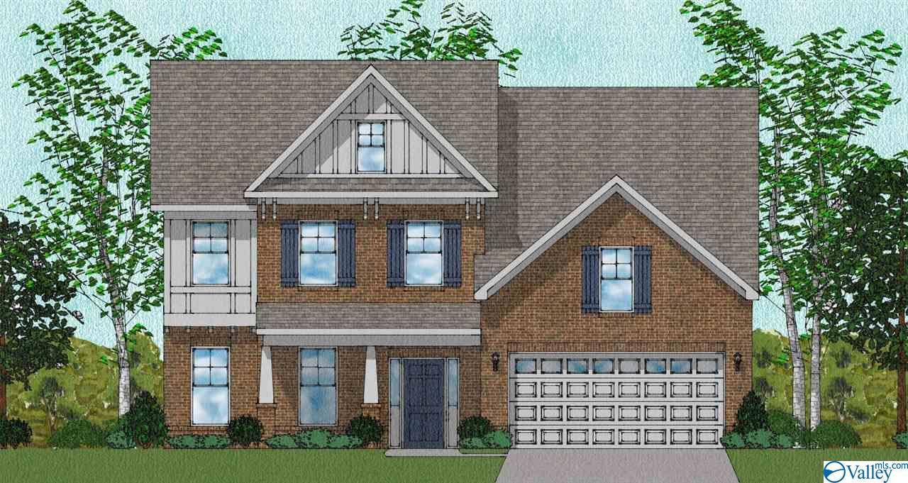 Photo of home for sale at 14161 Grey Goose Lane, Harvest AL
