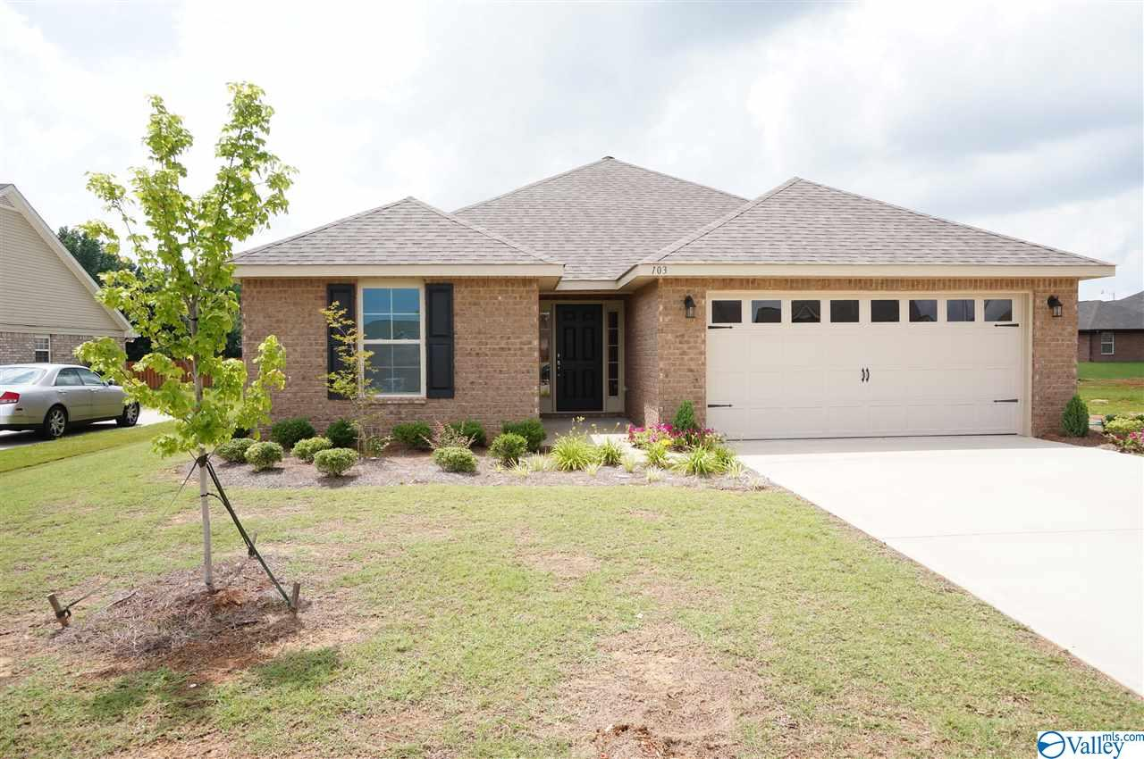 Photo of home for sale at 120 Ardsley Drive, Madison AL
