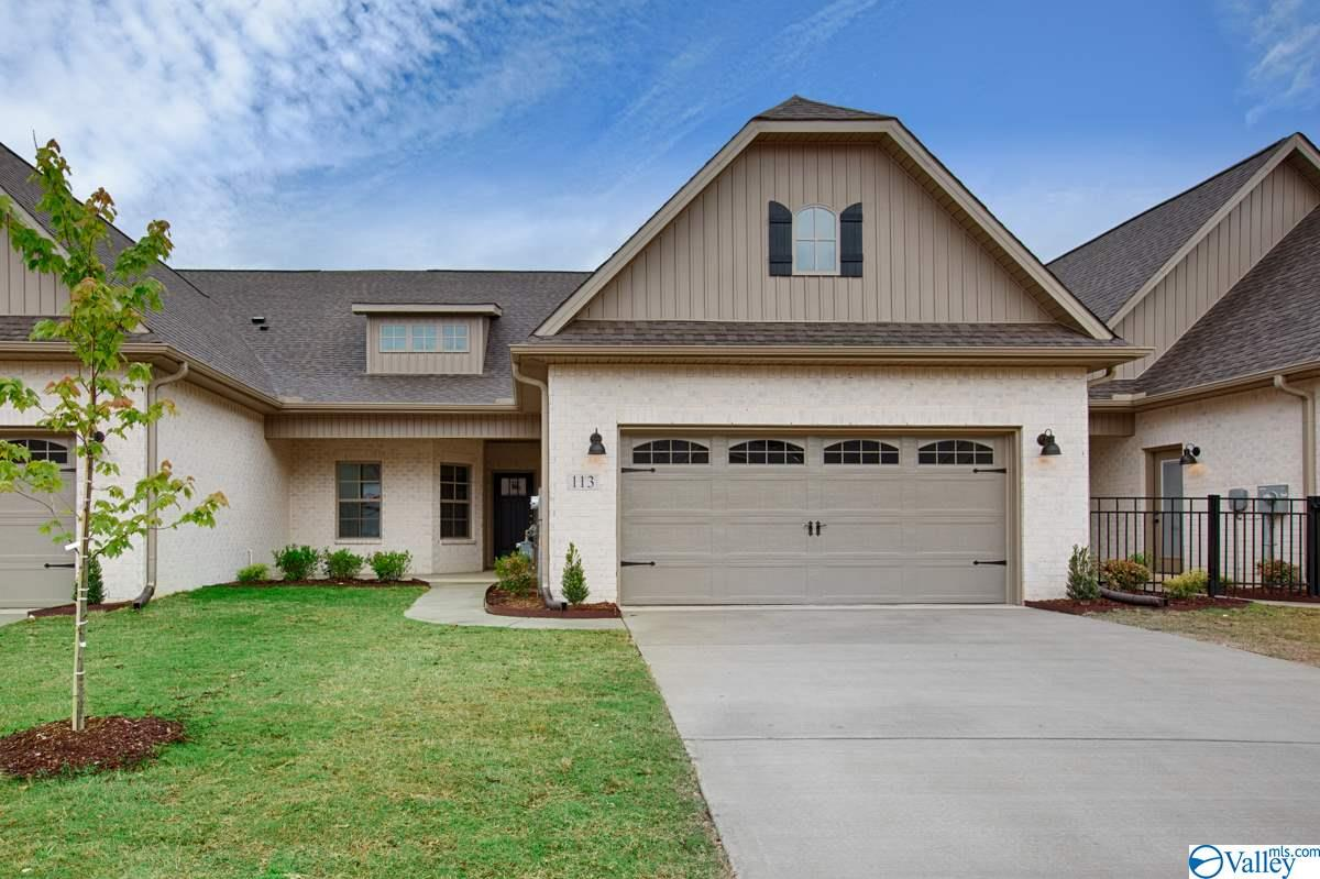 Photo of home for sale at 150 John Deere Way, Madison AL