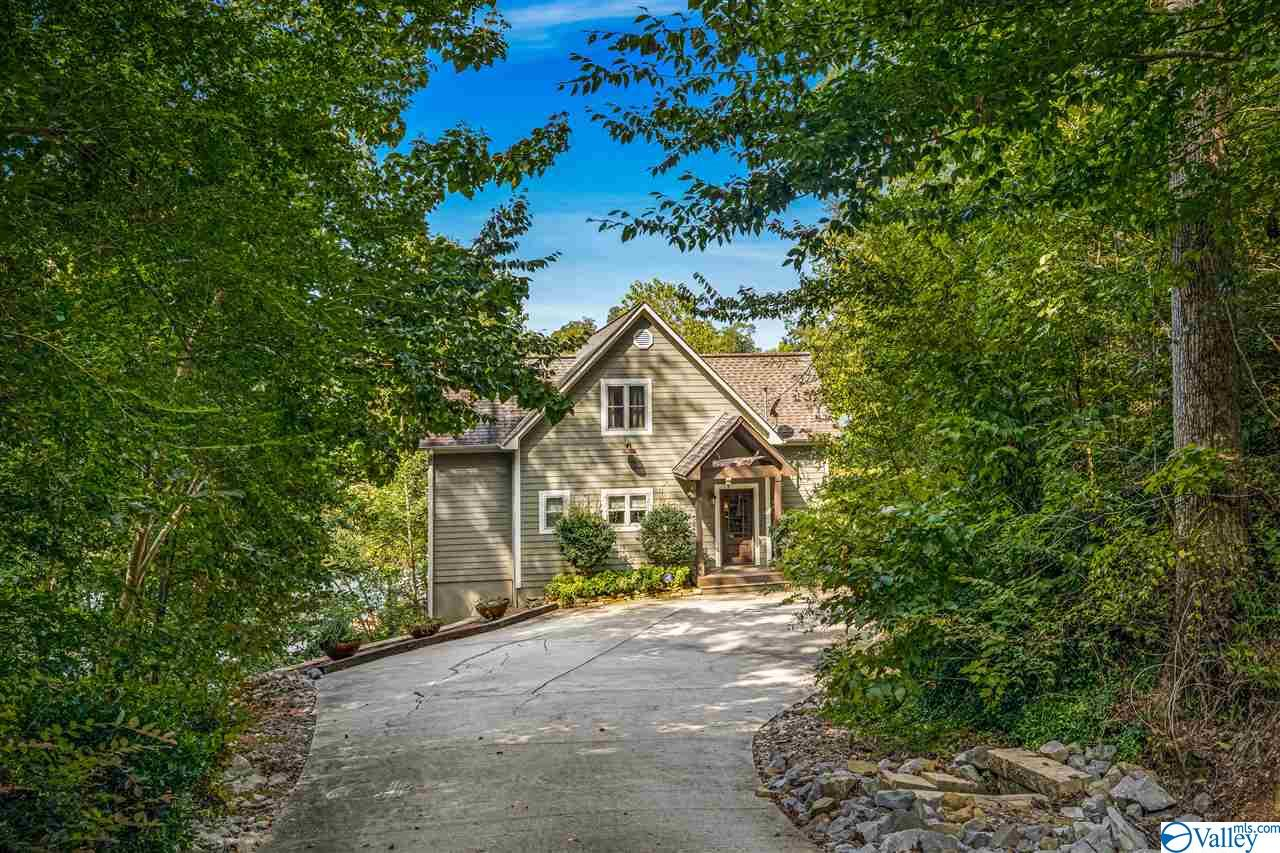 Photo of home for sale at 61 Ramas Lane, Arley AL