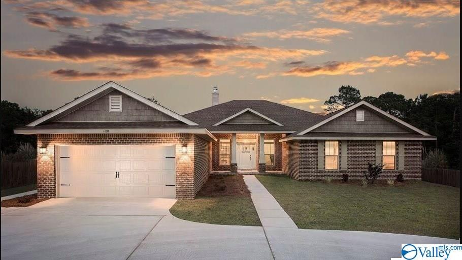 Photo of home for sale at 236 Summit Lakes Drive, Athens AL