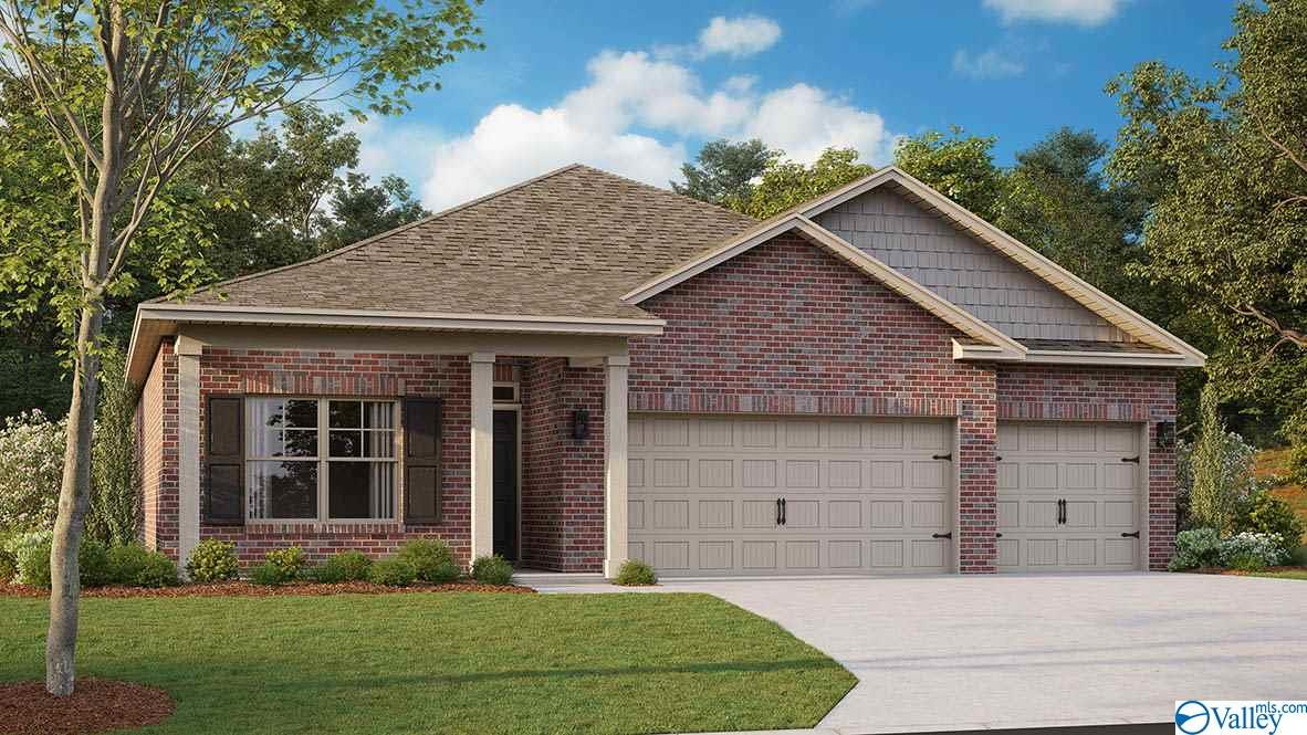 Photo of home for sale at 25206 Delilah Circle, Athens AL