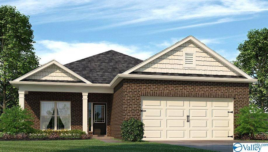 Photo of home for sale at 14871 Norfleet Drive, Athens AL