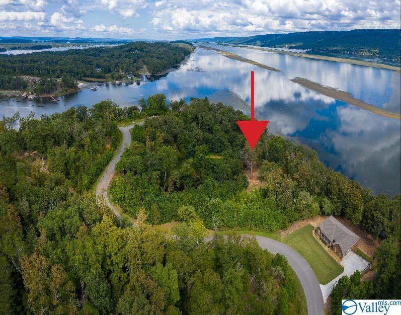 Photo of home for sale at 725 Monte Sano Drive, Scottsboro AL