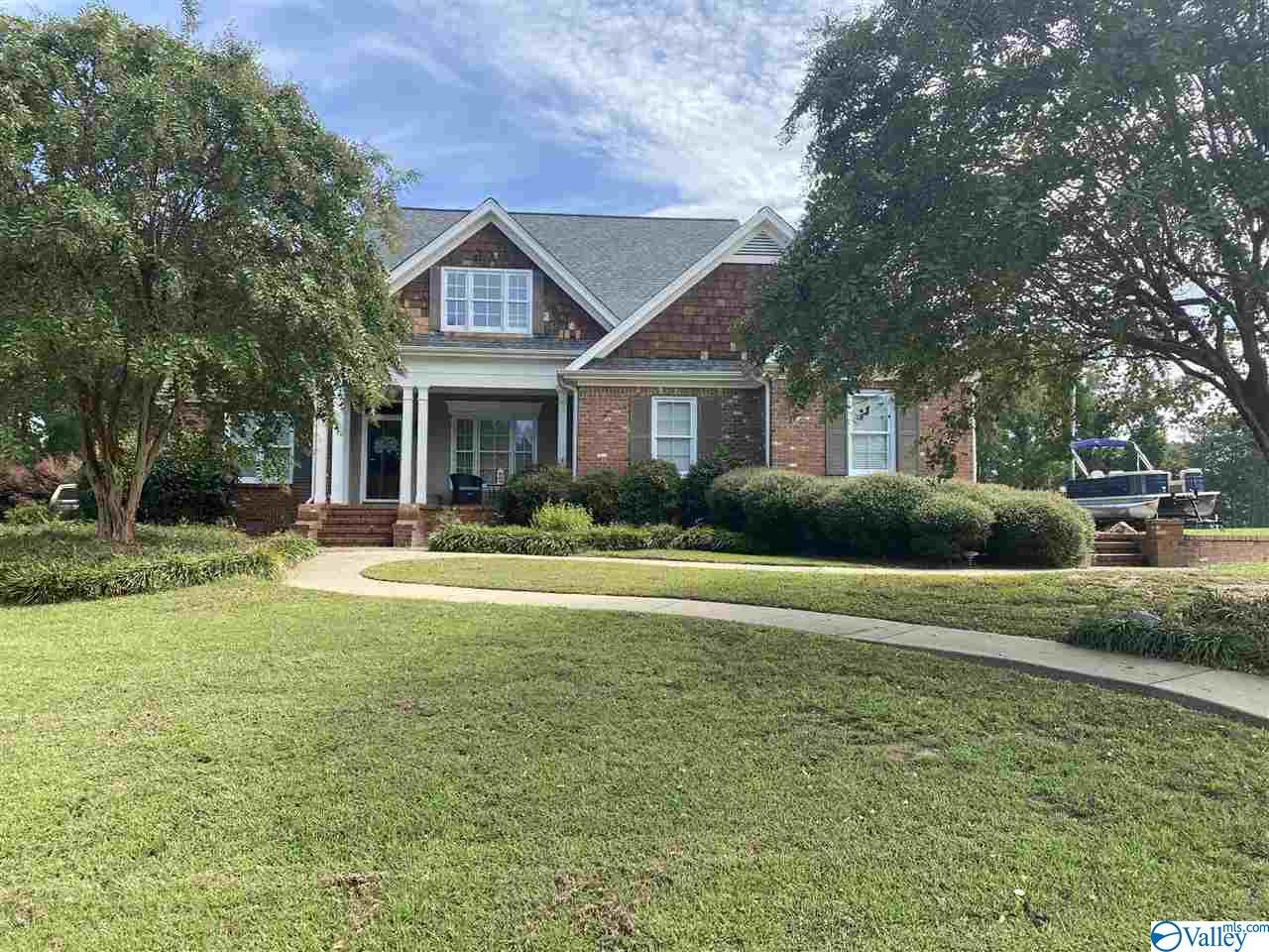 Photo of home for sale at 104 Carolwood Cove, Gadsden AL