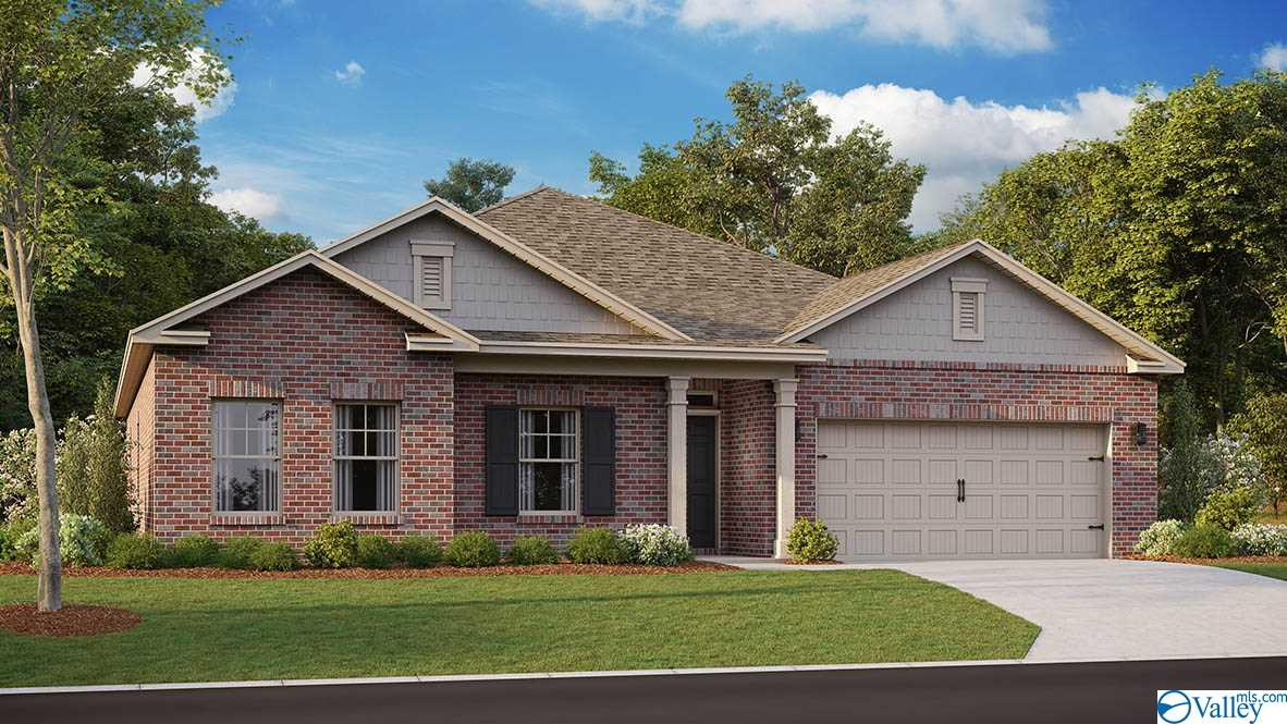 Photo of home for sale at 106 Tango Drive, Meridianville AL