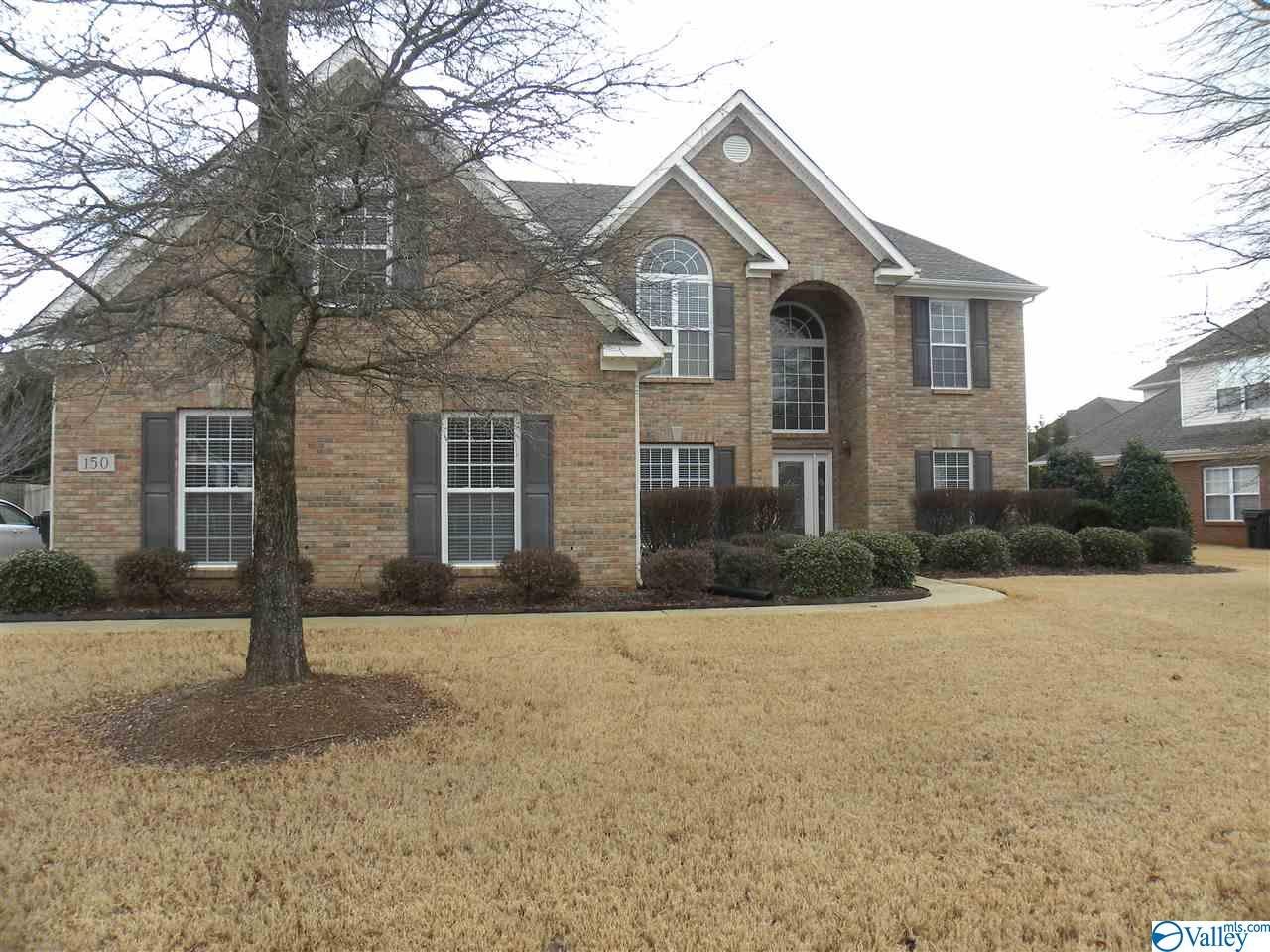 Photo of home for sale at 150 Bridgefield Road, Madison AL