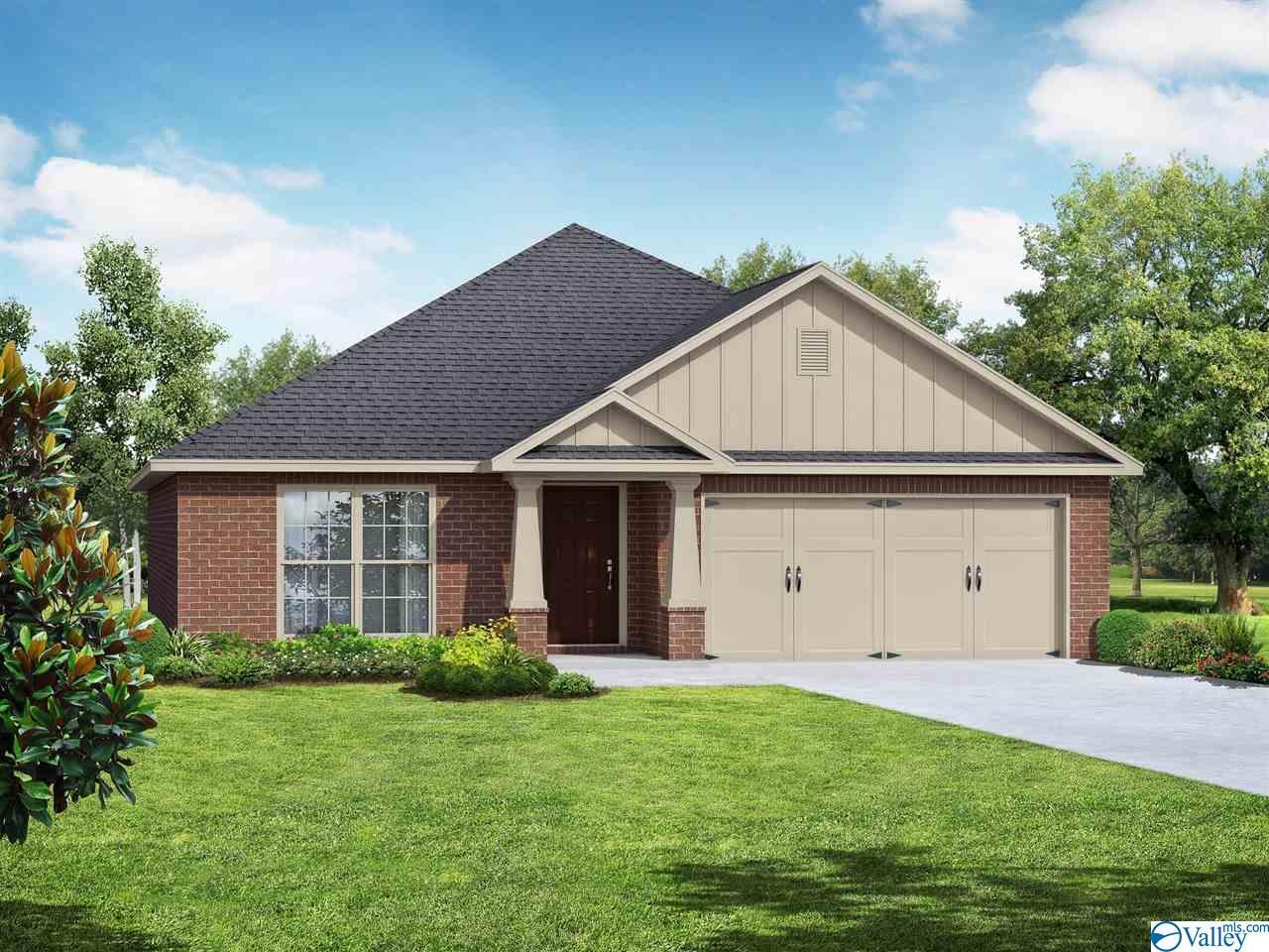 Photo of home for sale at 134 Sage Oak Drive, Priceville AL