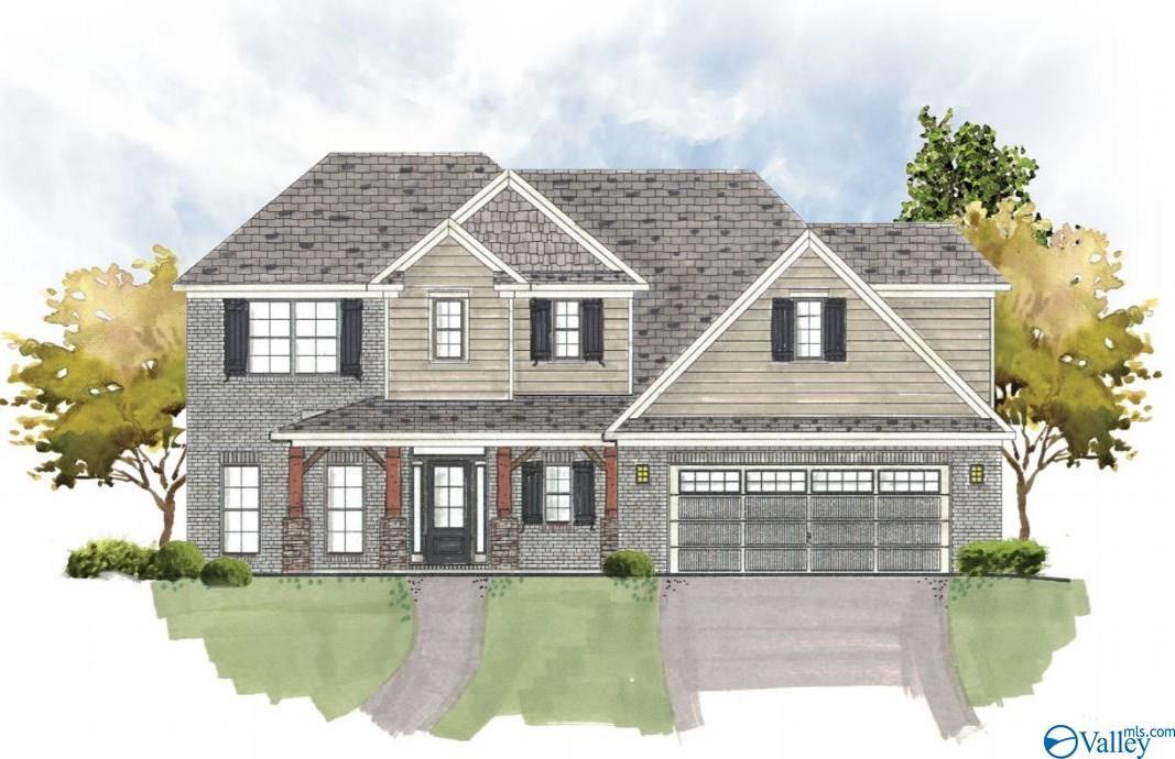 Photo of home for sale at 11 Old Cobb Farm Lane, Huntsville AL