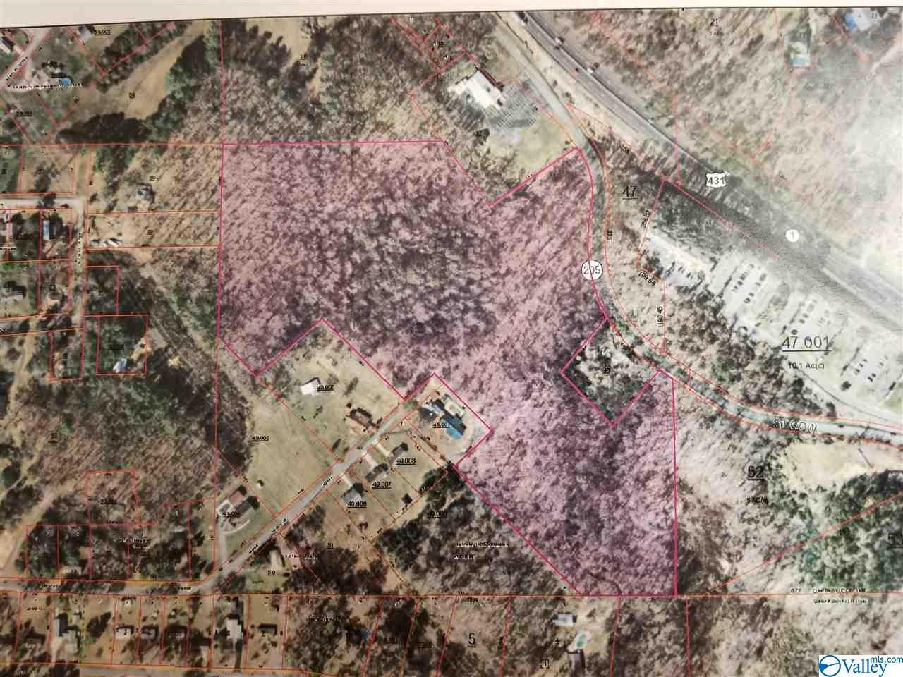 Photo of home for sale at 0 Alabama Highway 205, Guntersville AL