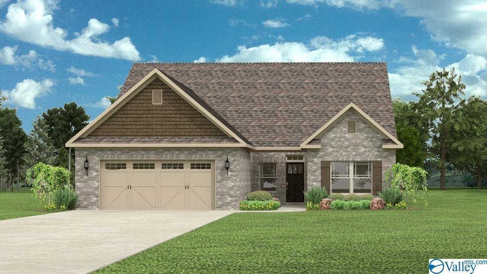 Photo of home for sale at 120 Pomelo Street, Huntsville AL