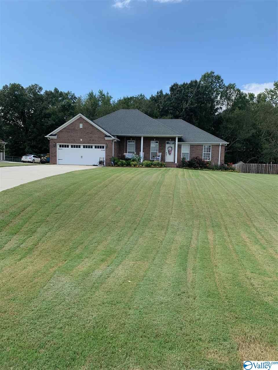 Photo of home for sale at 16221 Kyle Moran Drive, Athens AL