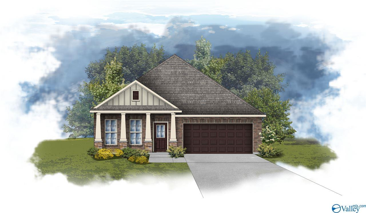 Photo of home for sale at 127 Gardencove Circle, Huntsville AL