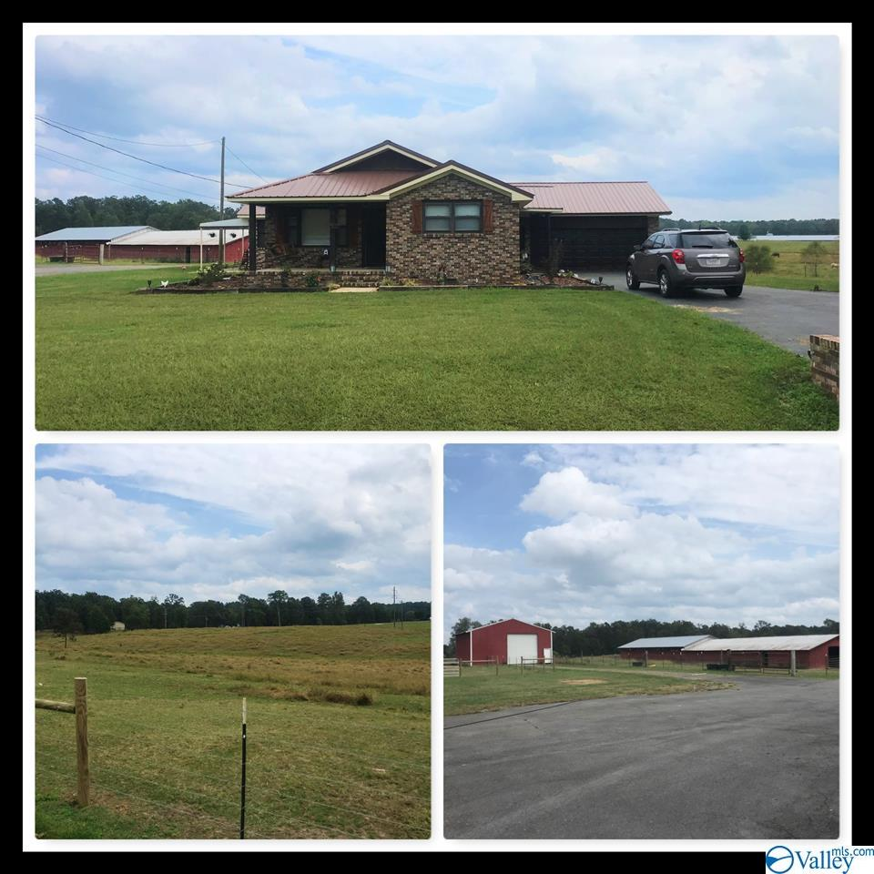 Photo of home for sale at 5170 Sardis Road, Boaz AL