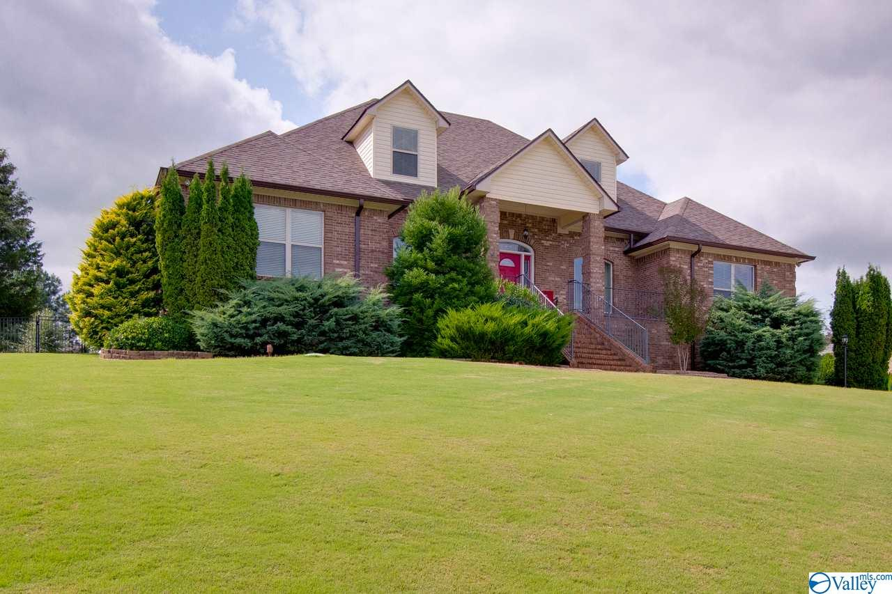 Photo of home for sale at 116 Coyote Creek Road, Meridianville AL