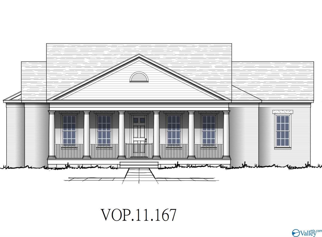Photo of home for sale at 34 Stone Mason Way, Huntsville AL