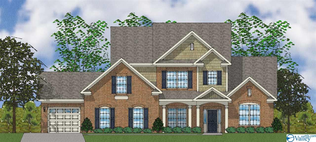 Photo of home for sale at 7046 Jane Elizabeth Drive, Owens Cross Roads AL