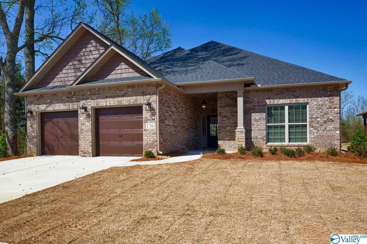 Photo of home for sale at 136 Park Trail Drive, Madison AL