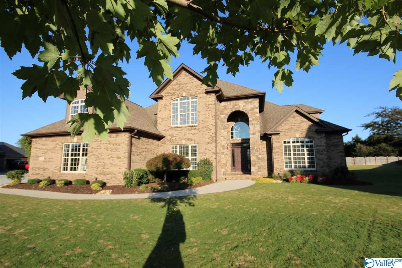 Photo of home for sale at 2032 Sarah Lane, Decatur AL