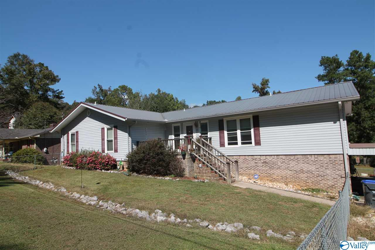 Photo of home for sale at 116 Gilliland Drive, Attalla AL