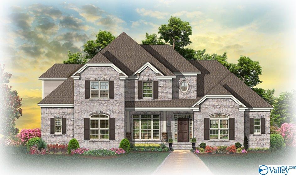 Photo of home for sale at 200 Stafford View Lane, Meridianville AL