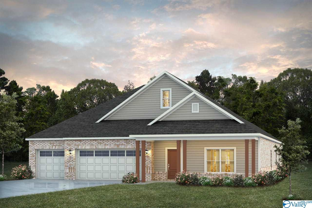 Photo of home for sale at 22581 Oakdale Ridge Lane, Athens AL