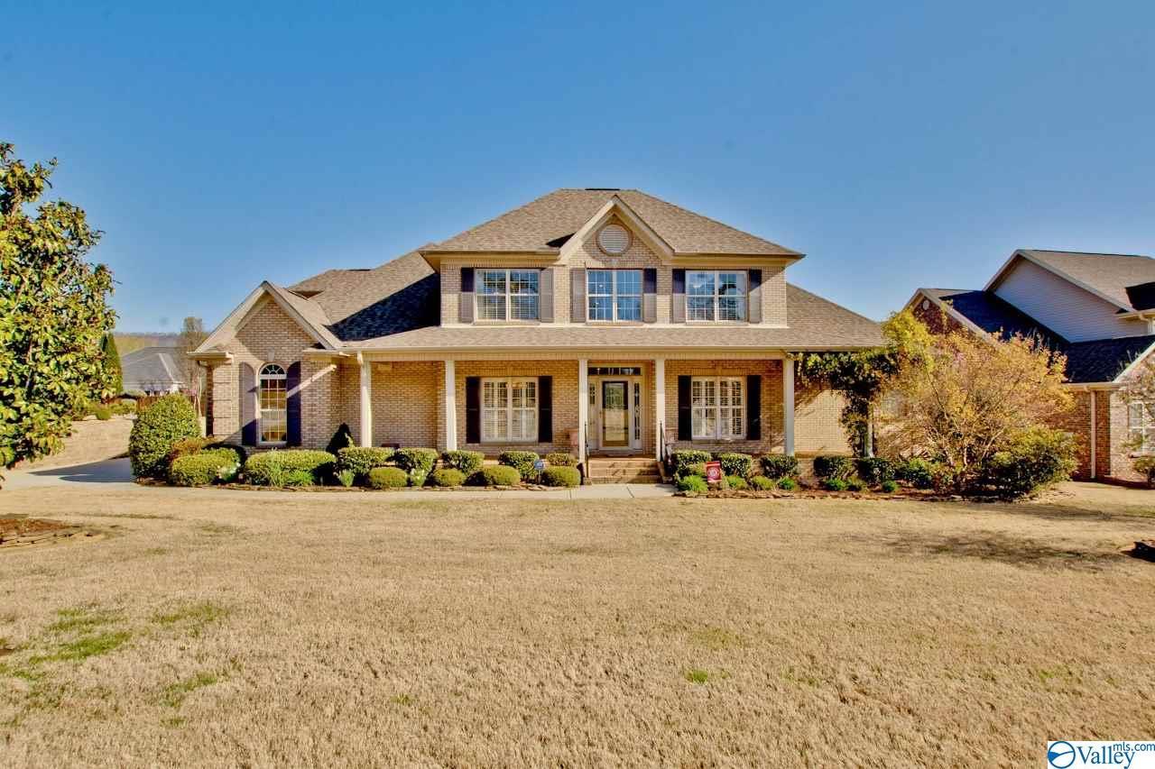 Photo of home for sale at 4411 Hampton Ridge Drive, Owens Cross Roads AL