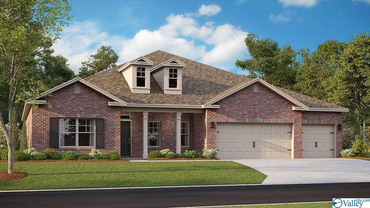Photo of home for sale at 518 West River Landing Blvd, Madison AL