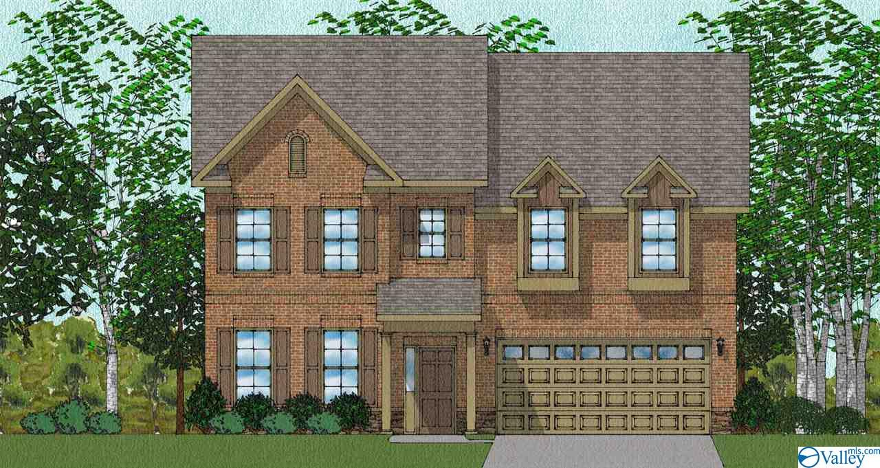 Photo of home for sale at 166 Count Fleet Court, Madison AL