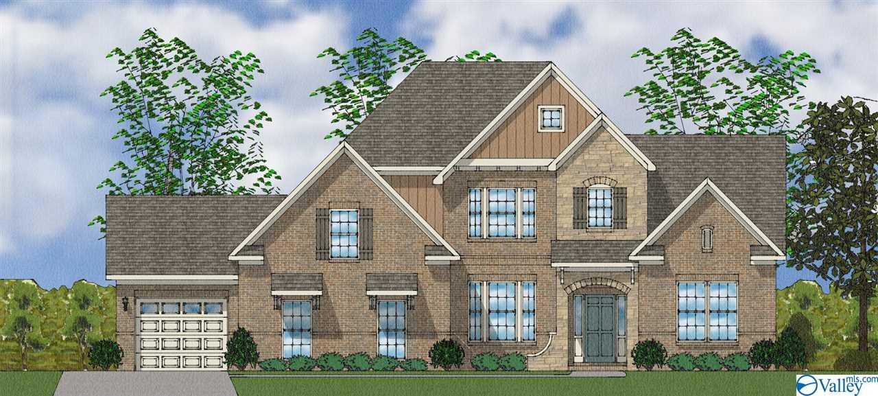 Photo of home for sale at 4519 Gresham Drive, Owens Cross Roads AL