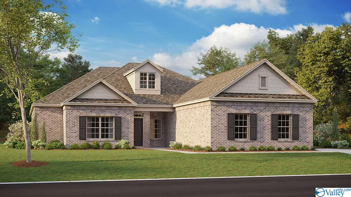 Photo of home for sale at 529 West River Landing Blvd, Madison AL